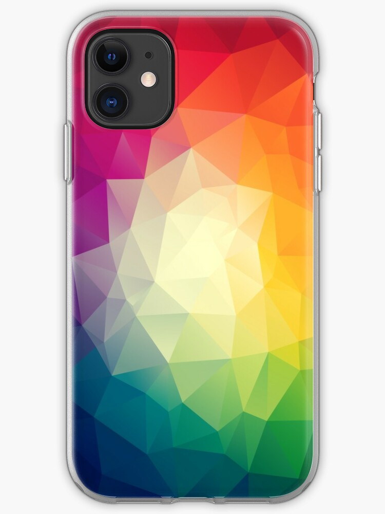 Rainbow Wallpaper Iphone Case Cover By Yulia Rb Redbubble