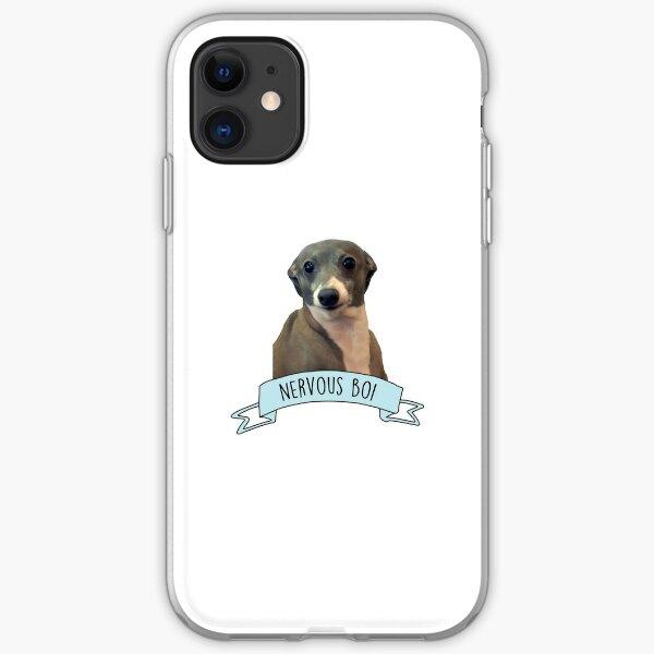 Kermit - Nervous Boi iPhone Soft Case
