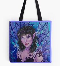 A Little Night Mischief Tote Bag
