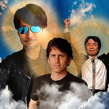 The Holy Trinity of Gaming  by IsaacFatBaboon
