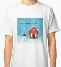 Warm Winter Home Classic T-Shirt