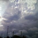a nice storm front passing threw by Damijuan509