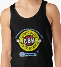 The CBH Podcast Logo Tank Top