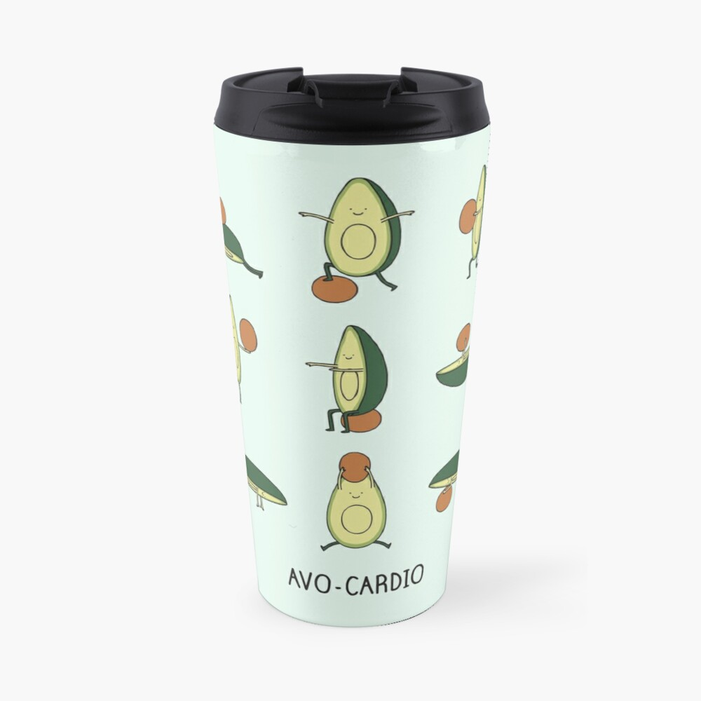 Avo-cardio Travel Mug