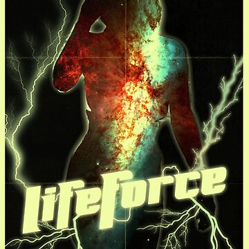 Lifeforce by KevWeldon