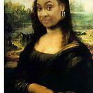 Raven Mona Lisa by Itsjustmelissa