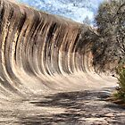 Wave Rock by adbetron