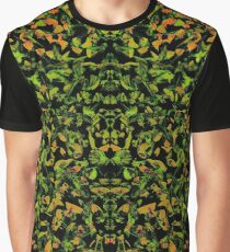 Masks of the Jungle by Vin Savage Graphic T-Shirt