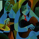 BLUES IN B by Thomas Andersen