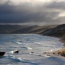 Stormy Inlet by Paul Moore