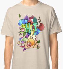Unicorn Pattern Classic T-Shirt