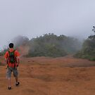 Hiking into the Unknown by Adria Bryant