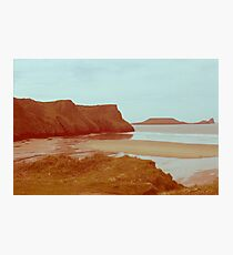Rhossili Photographic Print