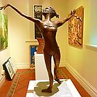 Elegant Sculpture at Daylesford Convent Gallery..Vic. by EdsMum