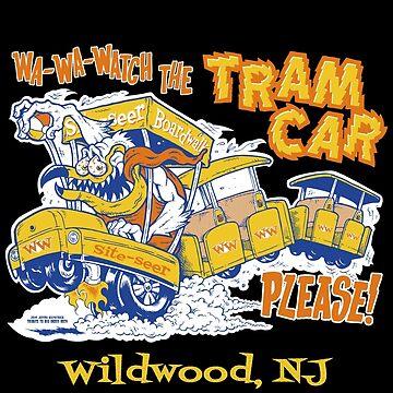 Watch the Tram Car Please! by jkilpatrick