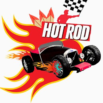 HOT ROD by tianlubis