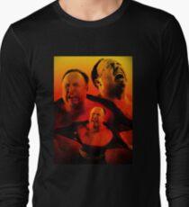 ALEX JONES IS ANGRY Long Sleeve T-Shirt