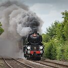 SR Rebuilt Light Pacific 4-6-2 no 34046 (as 34052 Lord Dowding) by Stephen Liptrot