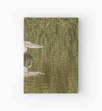 Pelican on the Murray 01 Hardcover Journal