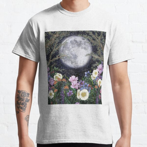 Midnight in the Garden II Classic T-Shirt