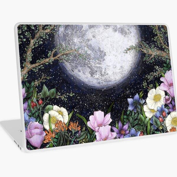 Midnight in the Garden II Laptop Skin