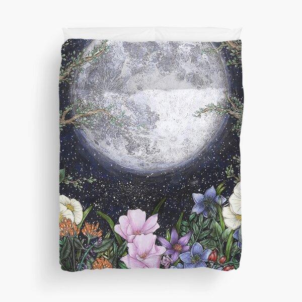 Midnight in the Garden II Duvet Cover