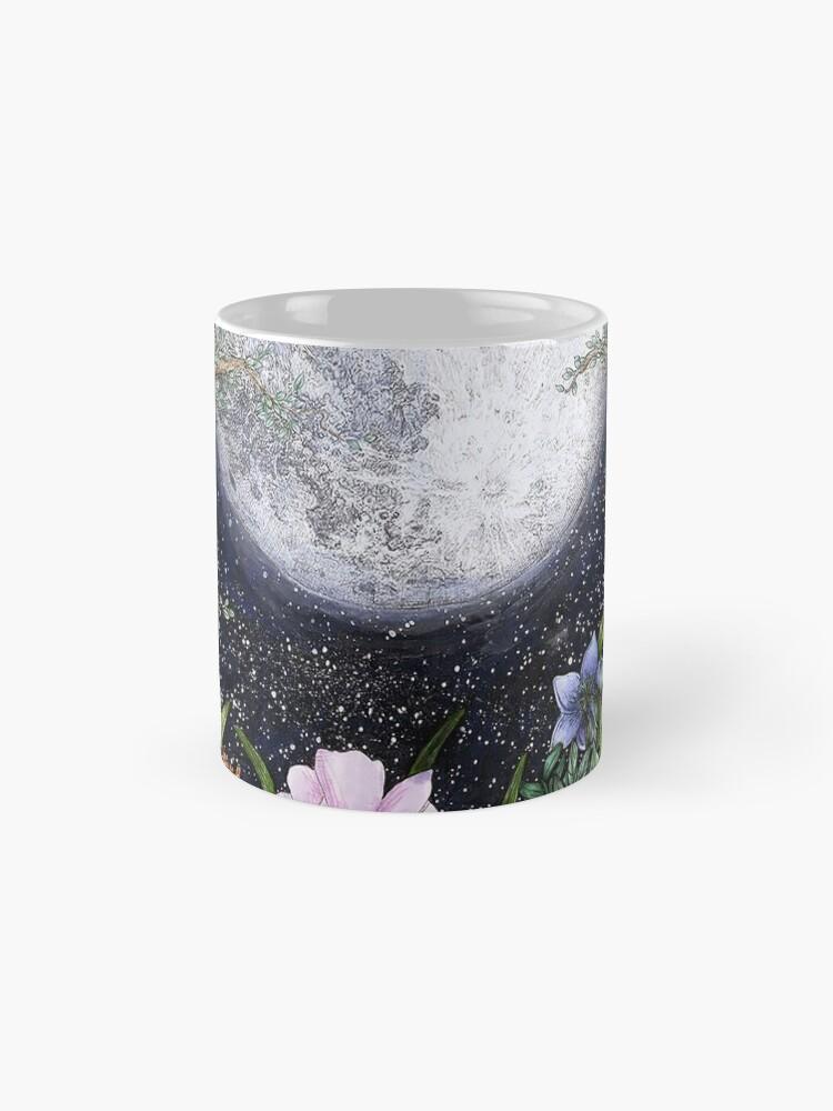 Alternate view of Midnight in the Garden II Mug