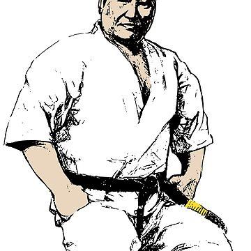 Mas Oyama Kyokushin by Shin-Atemi
