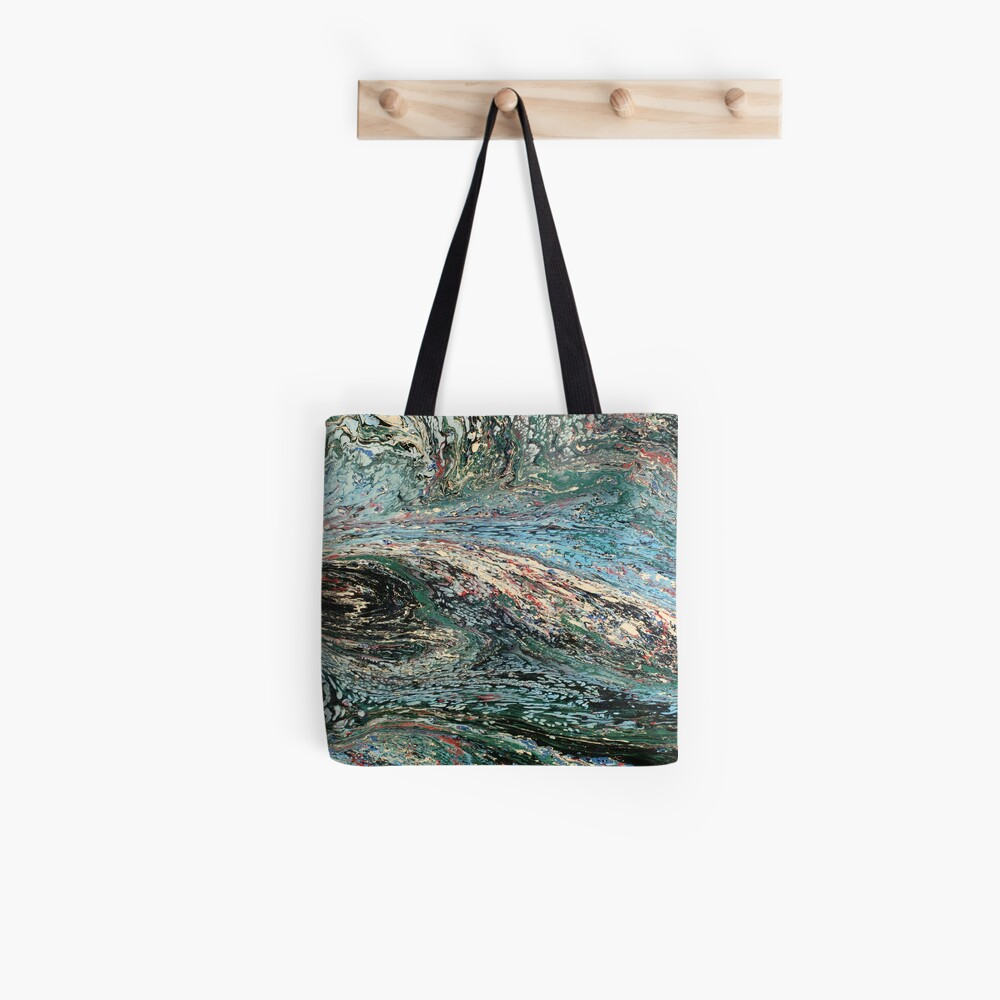 Abstract No. 45  Tote Bag
