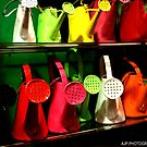 Colour Cans by AJPPhotography