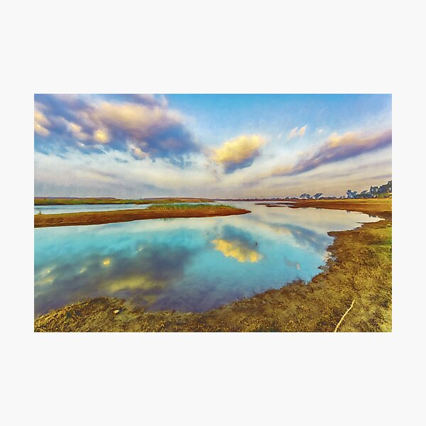 Machal Lake Photographic Print
