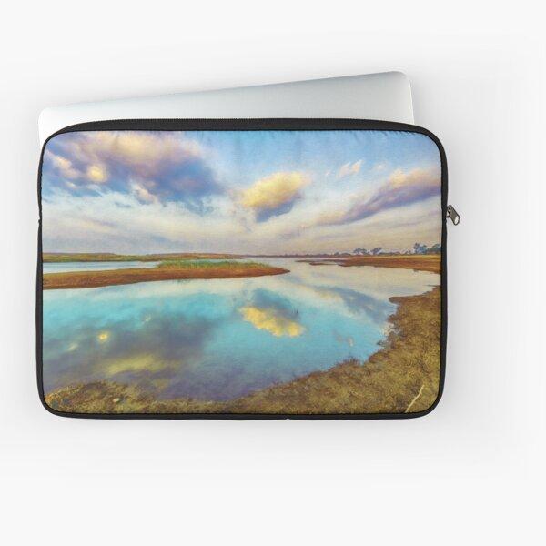 Machal Lake Laptop Sleeve