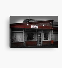 The Greasy Spoon - R.I.P Canvas Print