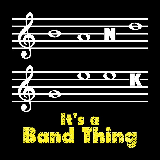 It's A Band Thing by ThreadshirtLove