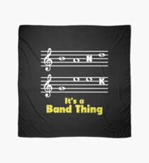 It's A Band Thing Scarf