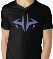 Glitter Lotor Men's V-Neck T-Shirt