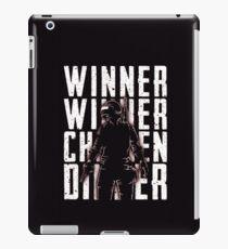 Pubg Mobile , Winner Winner Chicken Dinner iPad Case/Skin