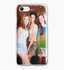 Buffy, Willow & Cordelia iPhone Case/Skin