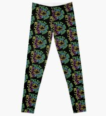 Beatles Songs Leggings