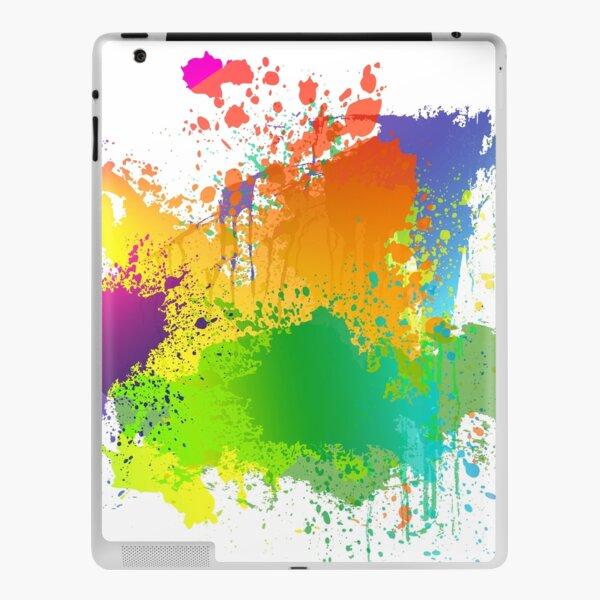 Paint Splatter! iPad Skin
