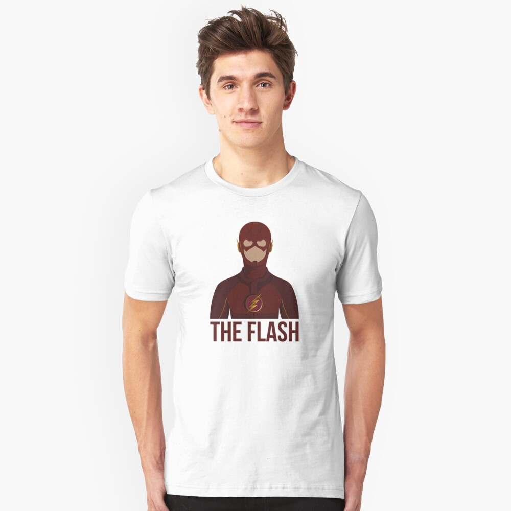 The Flash Unisex T-Shirt Front