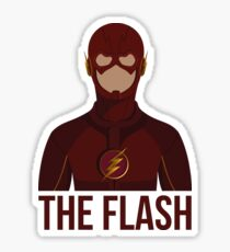 The Flash Sticker