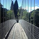 Sappers Suspension Bridge by Mandy73