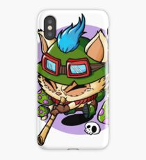 Teemo iPhone Case