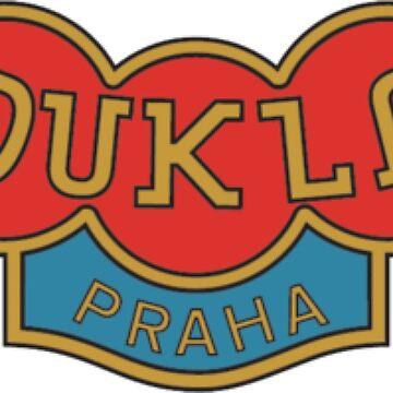 Dukla Prague  by BigRedDot
