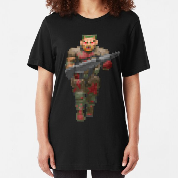 Zombieman Slim Fit T-Shirt