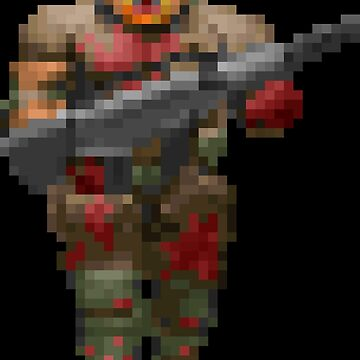 Zombieman by winscometjump
