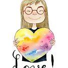« Pride - Amour universel » par Castel Yvonne