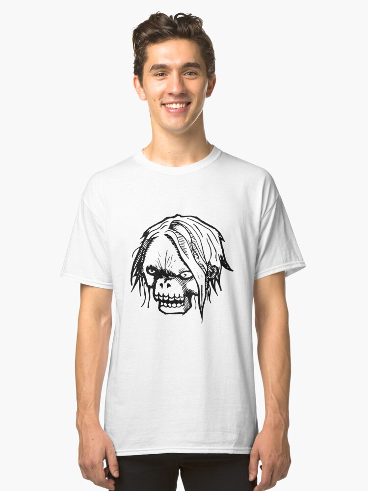 Fool Ghoul Classic T-Shirt Front