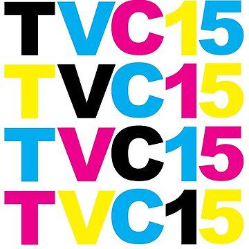 TVC15 CMYK by MdeP